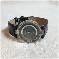 Brand New black CHOPARD watch