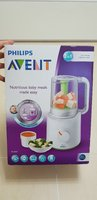 Used New Philips Avent steamer/grinder 2 in 1 in Dubai, UAE