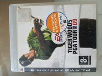 Used Ps3 game Tiger Woods PGA Tour 09 in Dubai, UAE