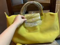 Used LongChamp Mustard Yellow MSH brandnew in Dubai, UAE