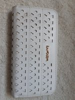 White Wallet for ladies used