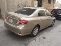 Used corolla 2012 in Dubai, UAE