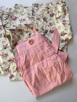 Used New clothing sets for girls 4 years old  in Dubai, UAE