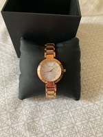 Used DKNY ladies watch rose gold in Dubai, UAE