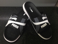 Used Puma slippers 43 size in Dubai, UAE