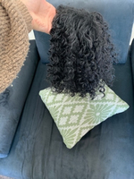 Used Attractive curly Wig (black)  in Dubai, UAE