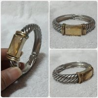 Used Italian metal bracelet for lady. in Dubai, UAE