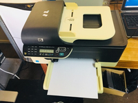 Used HP OFFICEJET J4580 ALL IN ONE in Dubai, UAE