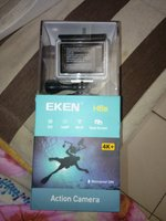 Used Eken H6s action camera in Dubai, UAE