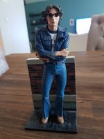 Used NECA John Lennon. The NY Years in Dubai, UAE