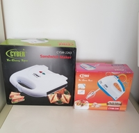 Used New mixer and sandwich/toast maker in Dubai, UAE