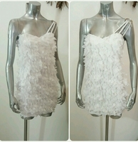 Used Ofshoulder Short Dress White Colors Available All Sizes  in Dubai, UAE