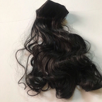 Used Invisible hair extension 22 inch(new) in Dubai, UAE