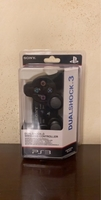 Used brand new ps3 controller with charger  in Dubai, UAE