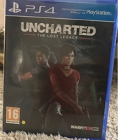 Used PS4 Game Uncharted  in Dubai, UAE