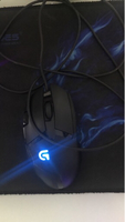 Used Logitech G402 Hyperion Fury gaming mouse in Dubai, UAE