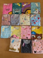 Used Pajama , cotton , cute long sleep  in Dubai, UAE