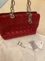 Used Dior red & LV brown bags combined  in Dubai, UAE