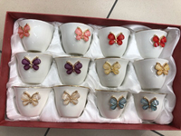 Used 12 pcs Butterfly Cawa set in Dubai, UAE