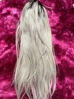 Used Human hair wig for sale 18 inches  in Dubai, UAE