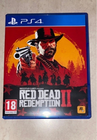 Used Red Dead Redemption 2 For PS4 Slim in Dubai, UAE
