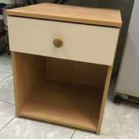 Used Side Tables. 2 Pieces. Cream and Beige. in Dubai, UAE