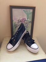Used NEW Wedge Sneakers Size 37 in Dubai, UAE