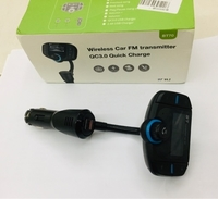 Used Wireless car FM transmitter  in Dubai, UAE