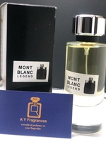 Used Mont blanc legend perfume 100ml  in Dubai, UAE