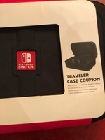 Used Nintendo Switch Travel Bag + Game Case in Dubai, UAE