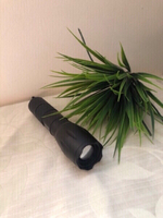 Used Zoomable Torch Flashlight Lamp NEW in Dubai, UAE