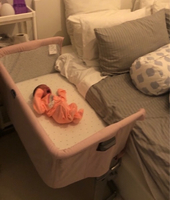 Used Chicco Next2me Crib in Dubai, UAE