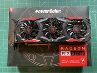 Used Rx 570 4gb Devil 3fan in Dubai, UAE