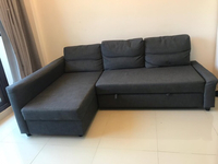 Used Ikea couch for 800 dhs. 1 year old.   in Dubai, UAE
