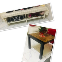 Used Ikea besta Tv Bench white ♥️ in Dubai, UAE