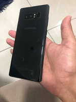 Used Samsung Galaxy note 8 64 GB dots  in Dubai, UAE
