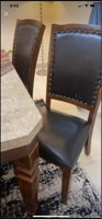 Used Dining table & 8 chairs  in Dubai, UAE