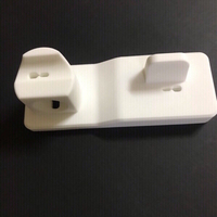 White charging stand -new