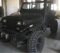 Used 1996 Jeep with Difflock  in Dubai, UAE