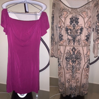 Used Two evening dresses  in Dubai, UAE