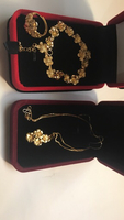 Used Gold Jewelry 3 piece set in Dubai, UAE
