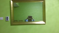 Used Fancy classic mirror in Dubai, UAE