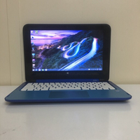Used Hp lovely blue laptop  in Dubai, UAE
