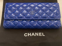 Used Chanel LV and Hermès wallets combined  in Dubai, UAE