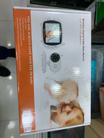 Baby monitor wifi camera with receiver