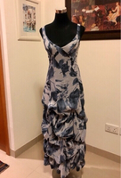 Used Maxi dress English Taylor made SMALL in Dubai, UAE
