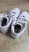 Used NIKE White Air Force shoes in Dubai, UAE