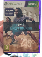 Used Xbox 360 Kinect Training CD in Dubai, UAE