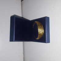Used Luxury women gold bracelet in Dubai, UAE