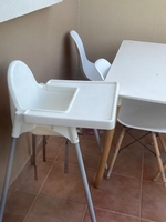 Used Baby Chair IKEA  in Dubai, UAE